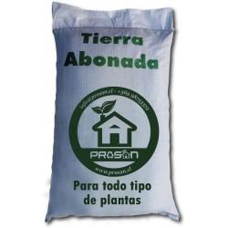Tierra abonada para todo tipo de plantas
